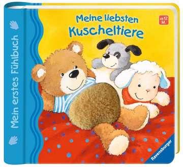 43296 Babybücher und Pappbilderbücher Mein erstes Fühlbuch: Meine liebsten Kuscheltiere von Ravensburger 2