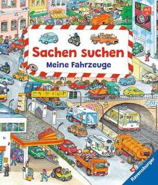 43319 Babybücher und Pappbilderbücher Sachen suchen: Meine Fahrzeuge von Ravensburger 1