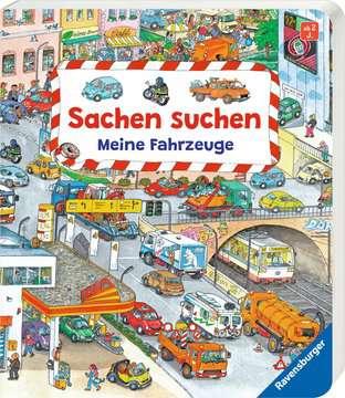 Sachen suchen: Meine Fahrzeuge Kinderbücher;Babybücher und Pappbilderbücher - Bild 2 - Ravensburger