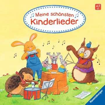 43332 Babybücher und Pappbilderbücher Meine schönsten Kinderlieder von Ravensburger 1