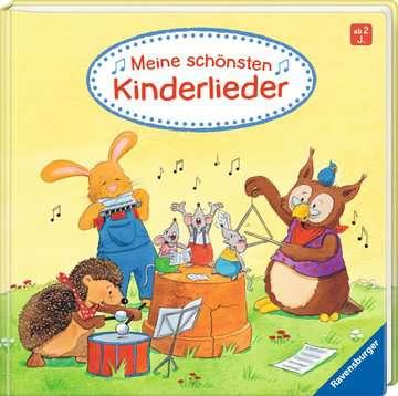 43332 Babybücher und Pappbilderbücher Meine schönsten Kinderlieder von Ravensburger 2