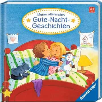 43335 Babybücher und Pappbilderbücher Meine allerersten Gute-Nacht-Geschichten von Ravensburger 2