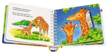 43347 Babybücher und Pappbilderbücher Mein erstes Zootiere-Fühlbuch von Ravensburger 3