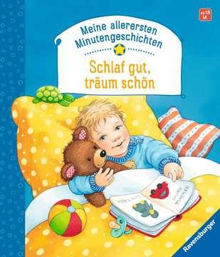 43362 Babybücher und Pappbilderbücher Schlaf gut, träum schön von Ravensburger 1