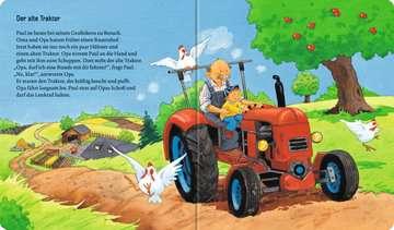 43364 Babybücher und Pappbilderbücher Große und kleine Fahrzeuge von Ravensburger 1
