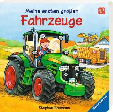 43369 Babybücher und Pappbilderbücher Meine ersten großen Fahrzeuge von Ravensburger 2