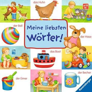 43390 Babybücher und Pappbilderbücher Meine liebsten Wörter! von Ravensburger 1