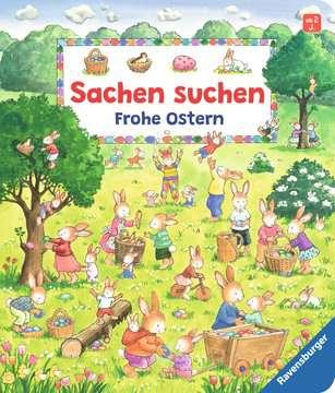 43393 Babybücher und Pappbilderbücher Sachen suchen: Frohe Ostern von Ravensburger 1
