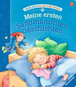 43403 Babybücher und Pappbilderbücher Meine ersten Sandmännchen-Geschichten von Ravensburger 1