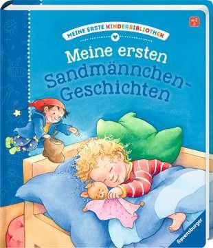 43403 Babybücher und Pappbilderbücher Meine ersten Sandmännchen-Geschichten von Ravensburger 2