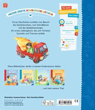 43403 Babybücher und Pappbilderbücher Meine ersten Sandmännchen-Geschichten von Ravensburger 3