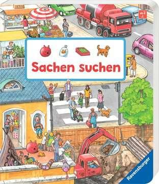 Sachen suchen Kinderbücher;Babybücher und Pappbilderbücher - Bild 2 - Ravensburger
