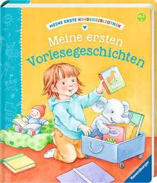 43437 Babybücher und Pappbilderbücher Meine ersten Vorlesegeschichten von Ravensburger 2
