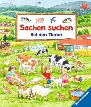 43470 Babybücher und Pappbilderbücher Sachen suchen: Bei den Tieren von Ravensburger 1