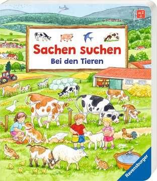 43470 Babybücher und Pappbilderbücher Sachen suchen: Bei den Tieren von Ravensburger 2
