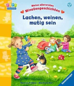Lachen, weinen, mutig sein Kinderbücher;Babybücher und Pappbilderbücher - Bild 1 - Ravensburger