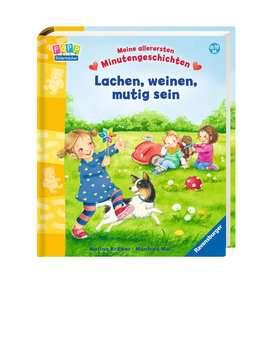 Lachen, weinen, mutig sein Kinderbücher;Babybücher und Pappbilderbücher - Bild 2 - Ravensburger