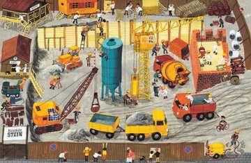 43488 Babybücher und Pappbilderbücher Mein Wimmelbuch: Rundherum in meiner Stadt von Ravensburger 3