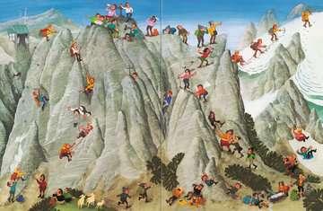 43489 Babybücher und Pappbilderbücher Mein Wimmelbuch: Hier in den Bergen von Ravensburger 3