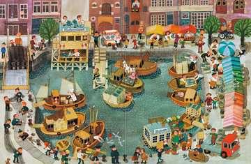 43490 Babybücher und Pappbilderbücher Mein Wimmelbuch: Komm mit ans Wasser von Ravensburger 4