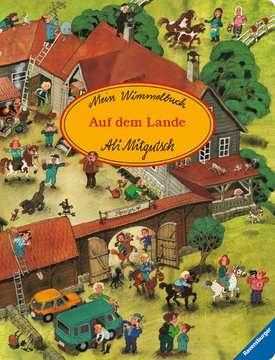 Mein Wimmelbuch: Auf dem Lande Kinderbücher;Babybücher und Pappbilderbücher - Bild 1 - Ravensburger