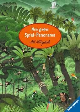 43492 Babybücher und Pappbilderbücher Mein großes Spiel-Panorama von Ravensburger 1
