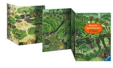 43492 Babybücher und Pappbilderbücher Mein großes Spiel-Panorama von Ravensburger 3