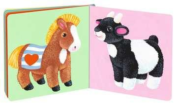 43493 Babybücher und Pappbilderbücher Mein erstes Gucklochbuch Kuscheltiere von Ravensburger 3