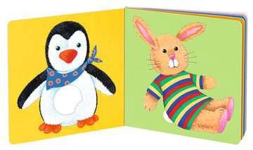 43493 Babybücher und Pappbilderbücher Mein erstes Gucklochbuch Kuscheltiere von Ravensburger 4