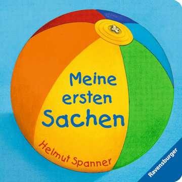 43502 Babybücher und Pappbilderbücher Meine ersten Sachen von Ravensburger 1