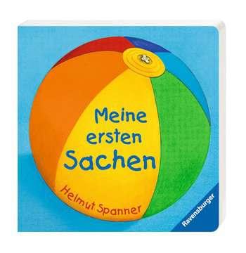 43502 Babybücher und Pappbilderbücher Meine ersten Sachen von Ravensburger 2