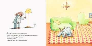 43503 Babybücher und Pappbilderbücher Wenn kleine Hasen schlafen gehen von Ravensburger 4