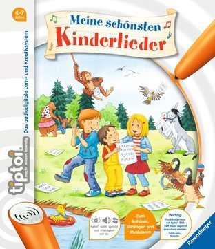 43514 tiptoi® tiptoi® Meine schönsten Kinderlieder von Ravensburger 1