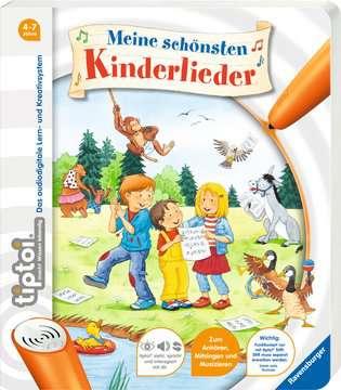 43514 tiptoi® tiptoi® Meine schönsten Kinderlieder von Ravensburger 2