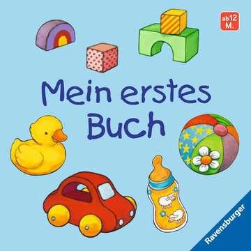 43518 Babybücher und Pappbilderbücher Mein erstes Buch von Ravensburger 1