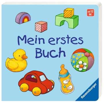 43518 Babybücher und Pappbilderbücher Mein erstes Buch von Ravensburger 2