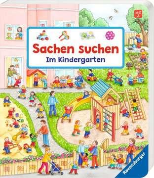 43519 Babybücher und Pappbilderbücher Sachen suchen: Im Kindergarten von Ravensburger 2