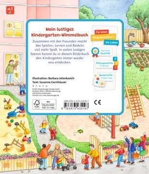 43519 Babybücher und Pappbilderbücher Sachen suchen: Im Kindergarten von Ravensburger 3