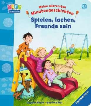 Spielen, lachen, Freunde sein Kinderbücher;Babybücher und Pappbilderbücher - Bild 1 - Ravensburger