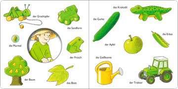 43547 Babybücher und Pappbilderbücher Mein erstes Gucklochbuch: Farben von Ravensburger 5