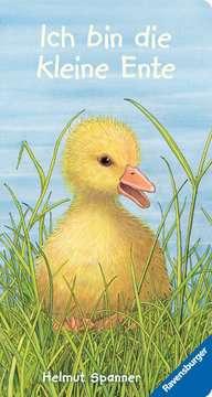 43548 Babybücher und Pappbilderbücher Ich bin die kleine Ente von Ravensburger 1