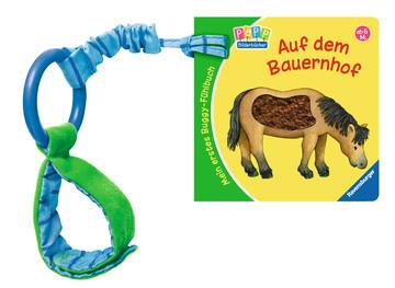 Mein erstes Buggy-Fühlbuch: Auf dem Bauernhof Kinderbücher;Babybücher und Pappbilderbücher - Bild 1 - Ravensburger
