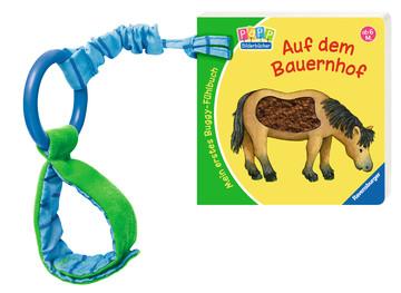 Mein erstes Buggy-Fühlbuch: Auf dem Bauernhof Kinderbücher;Babybücher und Pappbilderbücher - Bild 2 - Ravensburger