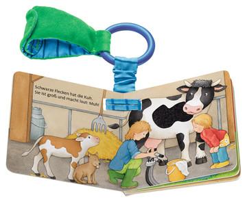 Mein erstes Buggy-Fühlbuch: Auf dem Bauernhof Kinderbücher;Babybücher und Pappbilderbücher - Bild 4 - Ravensburger
