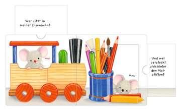 43558 Babybücher und Pappbilderbücher Wer hat sich hier versteckt? von Ravensburger 4