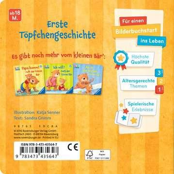 43564 Babybücher und Pappbilderbücher Musst du Pipi, kleiner Bär? von Ravensburger 3