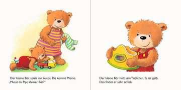 43564 Babybücher und Pappbilderbücher Musst du Pipi, kleiner Bär? von Ravensburger 4