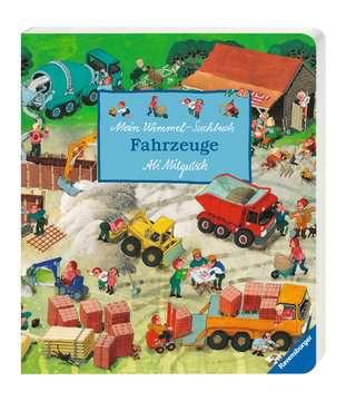 Mein Wimmel-Suchbuch Fahrzeuge Kinderbücher;Babybücher und Pappbilderbücher - Bild 2 - Ravensburger