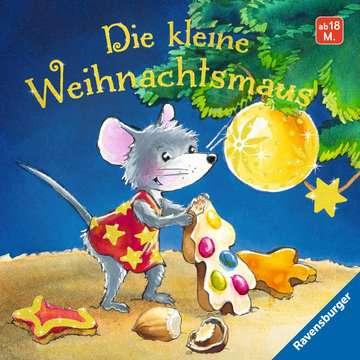 43594 Babybücher und Pappbilderbücher Die kleine Weihnachtsmaus von Ravensburger 1