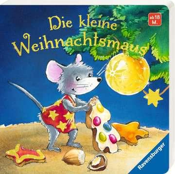 43594 Babybücher und Pappbilderbücher Die kleine Weihnachtsmaus von Ravensburger 2